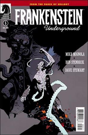 Frankenstein Underground 5-A