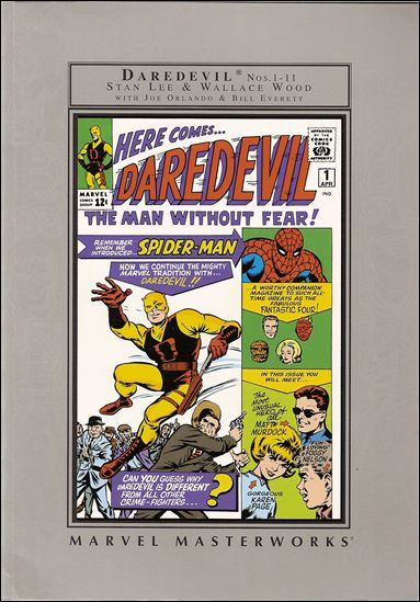 Marvel Masterworks: Daredevil - Barnes & Noble Edition 1-A by Marvel