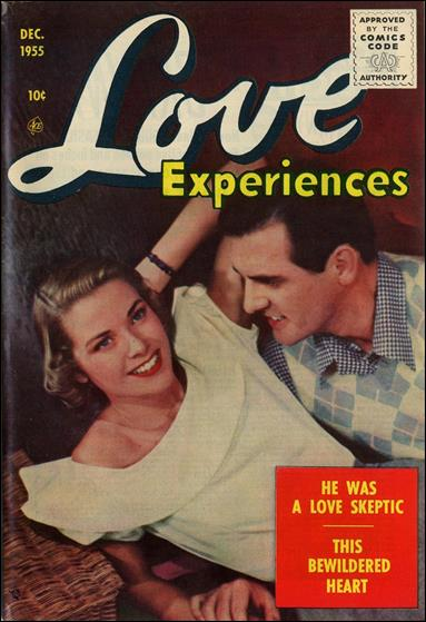 Love Experiences 35-A by Ace Magazines