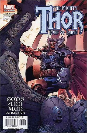 Thor (1998) 79-A by Marvel