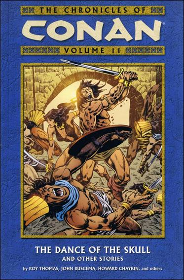 Chronicles of Conan 11-A by Dark Horse