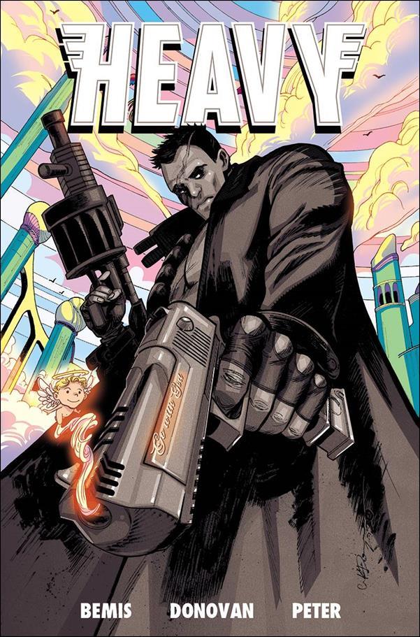 Heavy 1-A by Vault Comics