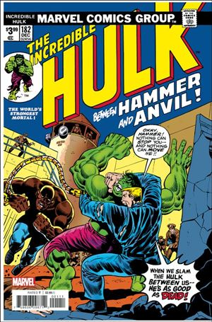 Incredible Hulk (1968) 182-B