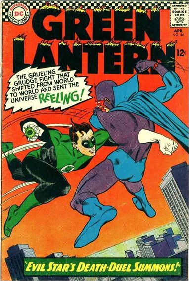 Green Lantern (1960) 44-A by DC