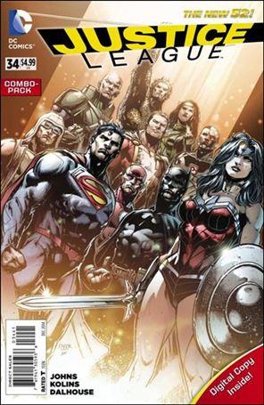 Justice League (2011) 34-B