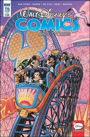 Walt Disney's Comics and Stories (2009) 728-B
