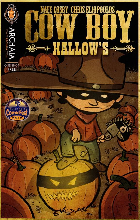 Cow Boy: Hallow's nn-A by Archaia
