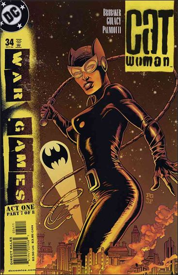 Catwoman (2002) 34-A by DC