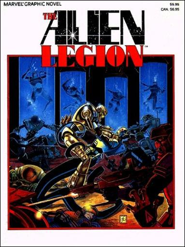 Alien Legion: A Grey Day to Die nn-A by Marvel