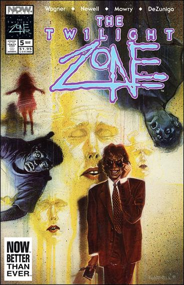 Twilight Zone (1991) 5-A by Now Comics
