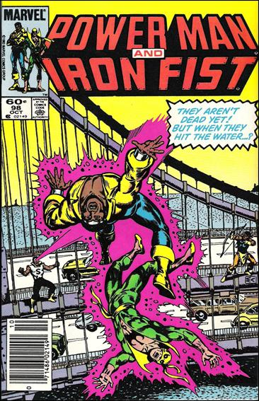 Power Man and Iron Fist (1978) 98-A by Marvel
