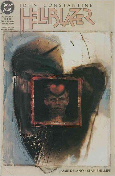 Hellblazer (1988) 35-A by Vertigo