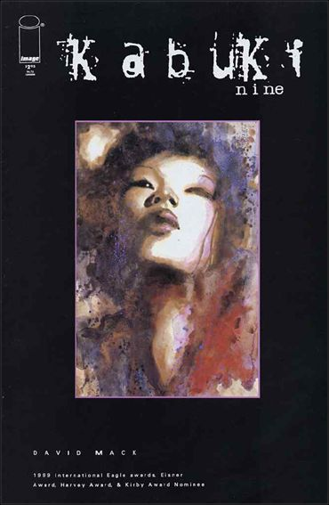Kabuki (1997) 9-A by Image