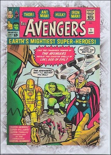 Marvel Beginnings: Series 2 (Breakthrough Issues Comic Cover Subset) B-52-A by Upper Deck