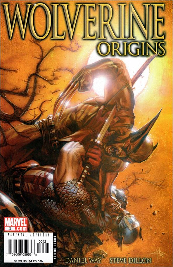 Wolverine: Origins 4-B by Marvel