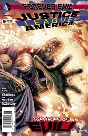 Justice League of America (2013)  9-A