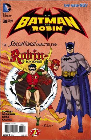 Batman and Robin (2011) 38-B