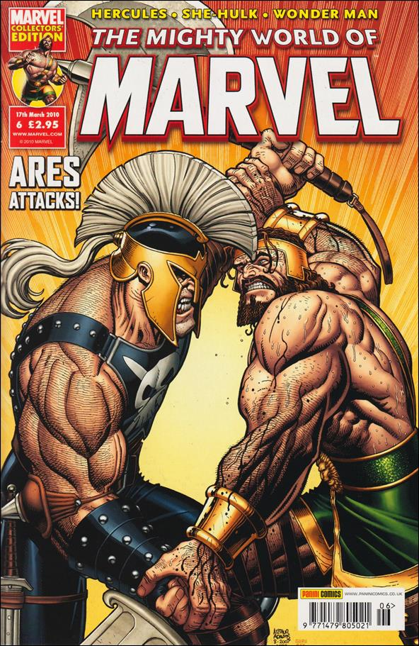 Mighty World of Marvel (UK) (2009) 6-A by Panini