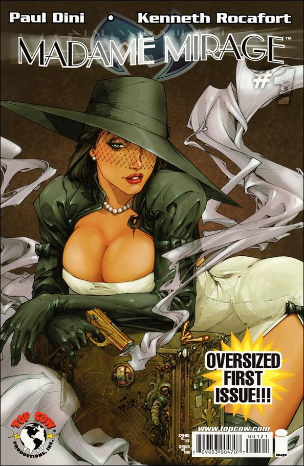 Madame Mirage 1-A by Top Cow