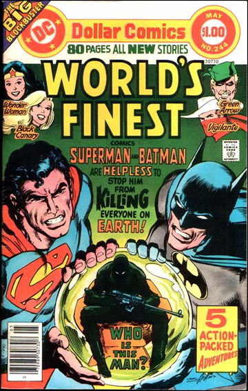 World's Finest Comics 244-A by DC