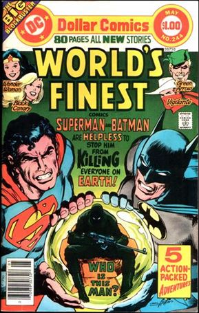 World's Finest Comics 244-A