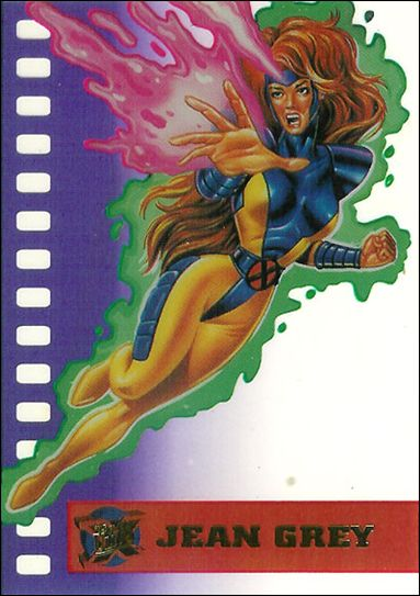 1995 Fleer Ultra X-Men (Suspended Animation Subset) 4-A by Fleer