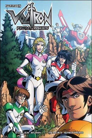 Voltron: From the Ashes 5-A