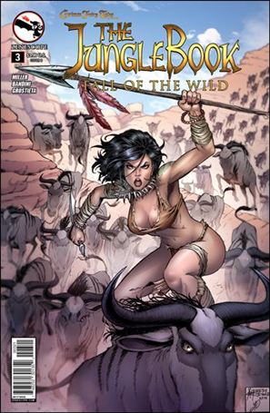 Grimm Fairy Tales Presents Jungle Book: Fall of the Wild 3-B