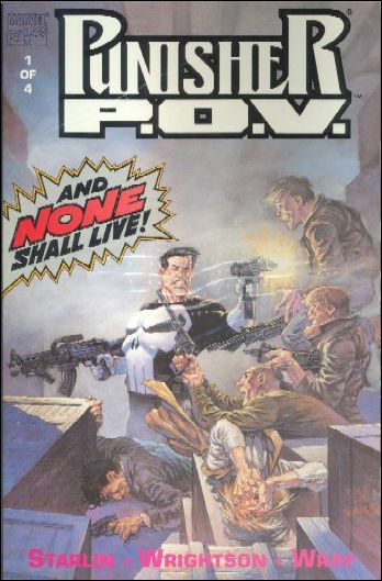 Punisher: P.O.V. 1-A by Marvel