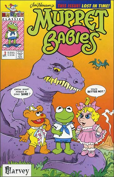 Muppet Babies (1992) 2-A by Harvey