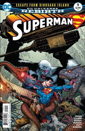 Superman (2016) 9-A