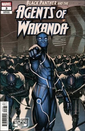 Black Panther and the Agents of Wakanda 3-B