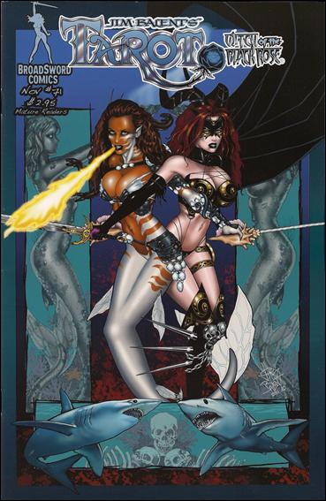 Tarot: Witch of the Black Rose 71-A by BroadSword Comics