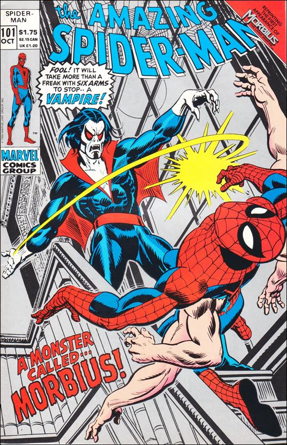 Amazing Spider-Man (1963) 101-C by Marvel