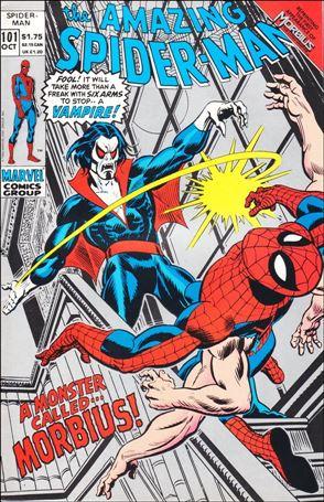Amazing Spider-Man (1963) 101-C