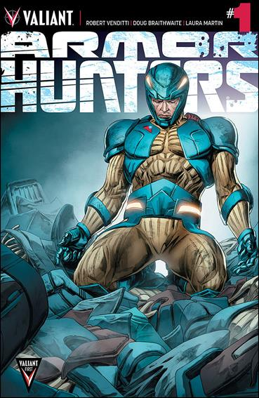 Armor Hunters 1-F by Valiant Entertainment