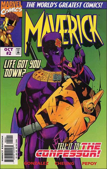 Maverick (1997/09) 2-A by Marvel
