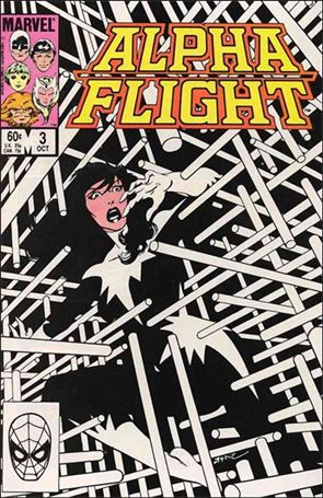 Alpha Flight (1983) 3-A