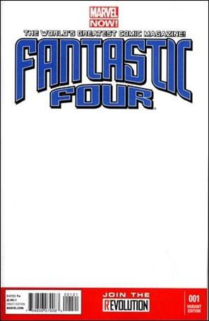 Fantastic Four (2013) 1-H