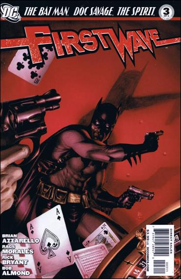 First Wave (2010) 3-A by DC