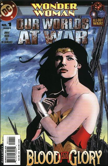 Wonder Woman: Our Worlds at War 1-A by DC