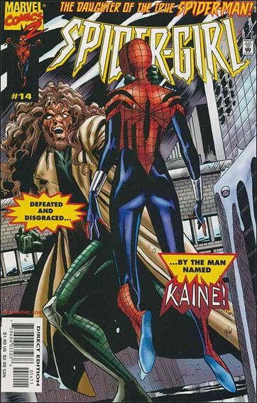 Spider-Girl (1998) 14-A by Marvel