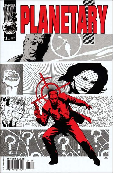 Planetary 11-A by WildStorm