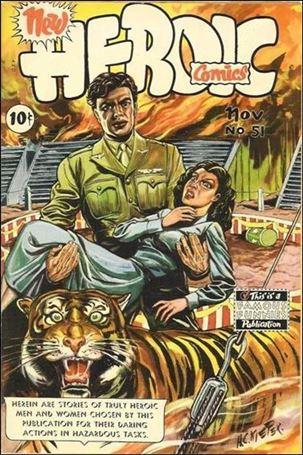 New Heroic Comics 51-A