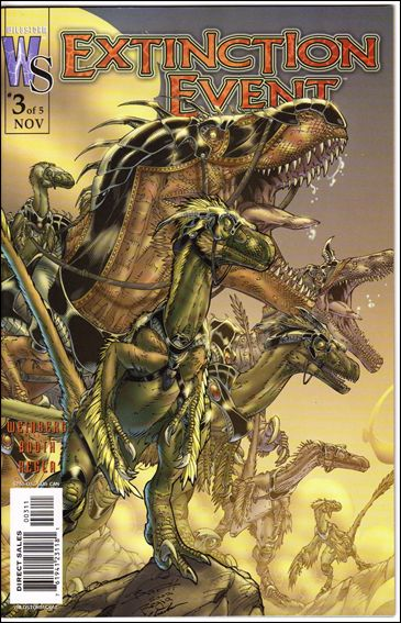 Extinction Event 3-A by WildStorm