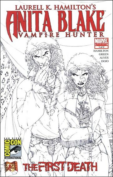 Laurell K. Hamilton's Anita Blake - Vampire Hunter: The First Death 1-B by Marvel