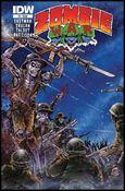 Zombie War (2013) 1-A