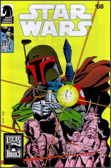 Star Wars (1977) 68-B by Marvel