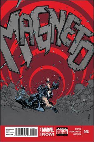 Magneto (2014) 8-A
