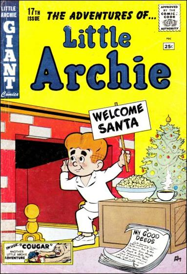 Little Archie 17-A by Archie